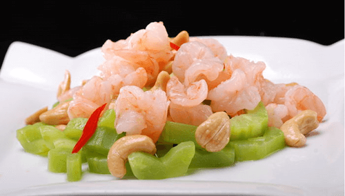 上海水洗虾仁
